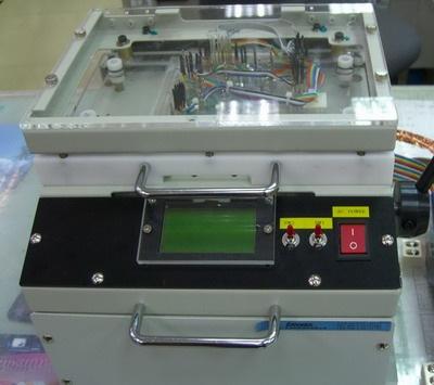 FVT功能測試治具的外觀