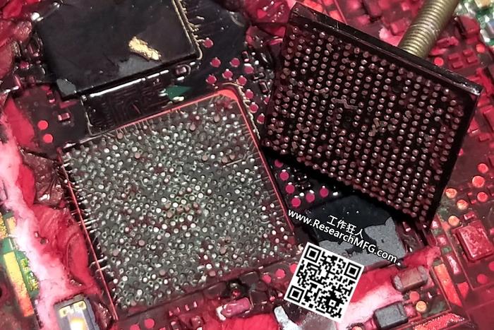 如何著手分析市場返修的電子不良品及BGA不良