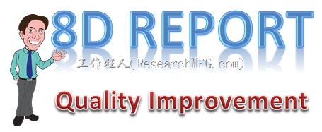 8D report寫不出來怎麼辦?8D報告為何這麼難寫?