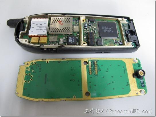 Nokia6150拆解08