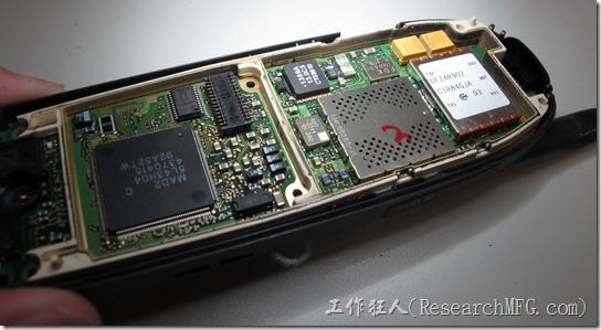 Nokia6150拆解10