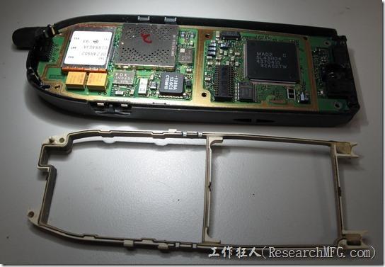 Nokia6150拆解11