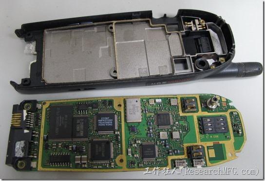 Nokia6150拆解12