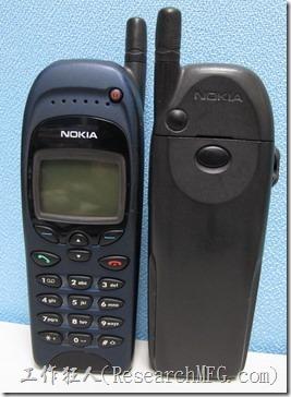 拆解老古董手機Noika6150