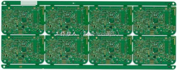 名詞解釋:PCB生產為什麼要做拼板(panelization)及板邊?