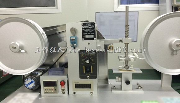 RCA 橡膠按鍵印刷的耐磨測試