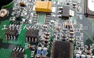 使用SMT製程的SMD零件