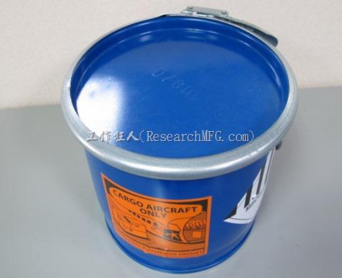 鋰電池沒有 UN38.3沒關係,可以使用【電池防爆筒】上飛機