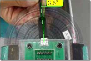 Micro-USB connector 斜插測試(Skew Insertion)