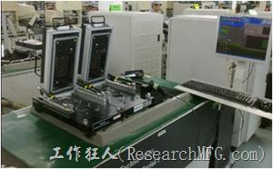 電路板開路/短路測試 (ICT, In-Circuit Test)