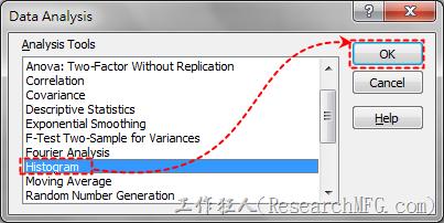 Excel常態分布08