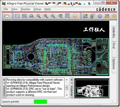 Gerber file 或是 PCB CAD file
