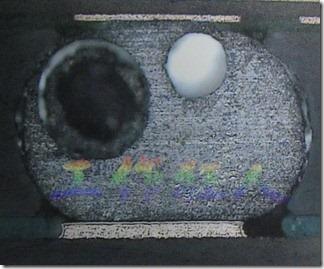 BGA切片分析,氣泡與冷焊