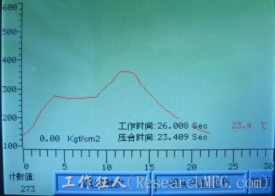 如何正確設定HotBar機台的溫度曲線