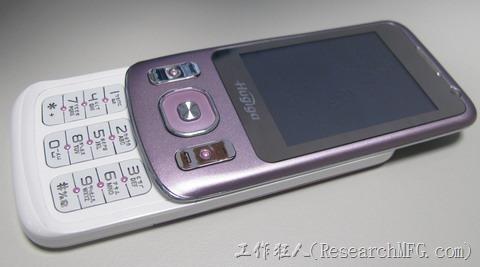 拆解Hugiga HG706雙卡雙待手機