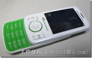 拆解修復Sony Ericsson W100i滑蓋手機