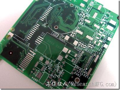 噴錫板(HASL,Hot Air Solder Levelling,熱風焊錫整平)