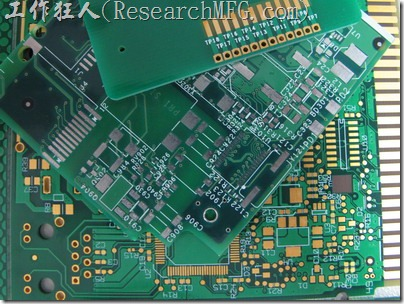 整理幾種較常見PCB表面處理的優缺點