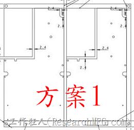 電路板拼板利用率計算(panel-optimum-usage)