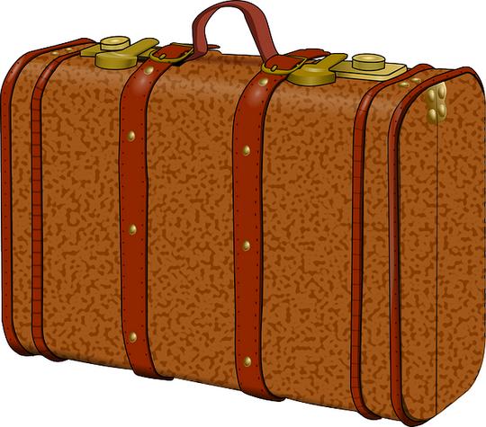 出差小撇步—分享整理行李箱的幾個小技巧